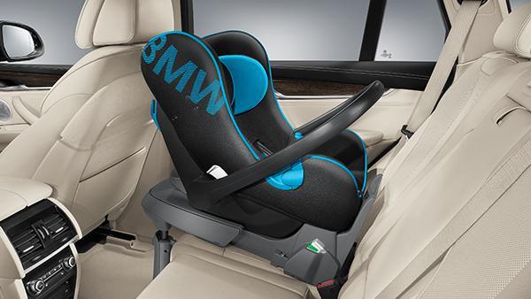 孩子的小 BMW BMW儿童安全座椅高清图片