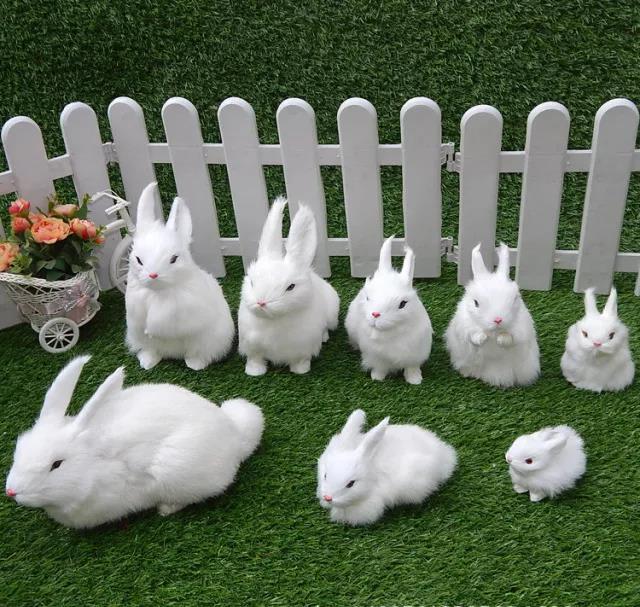婴儿兔子帽的织法