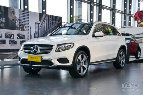 北京奔驰GLC级置换4.5万优惠蜗牛送礼包嘉年华换补贴喇叭图片
