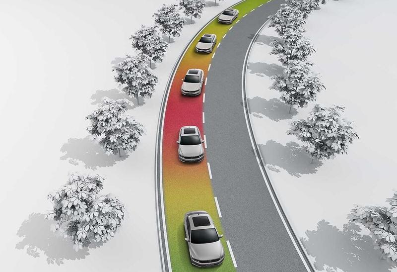 汽车感知系统总体结构