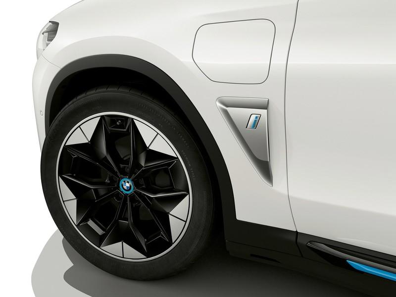 09.创新纯电动bmw ix3空气动力学轮毂