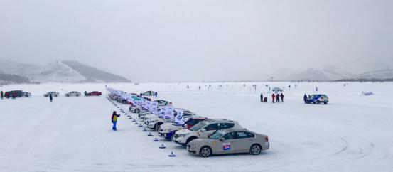 2016中国量产车性能大赛冰雪决战正式打响12
